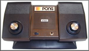 The first Pong home console